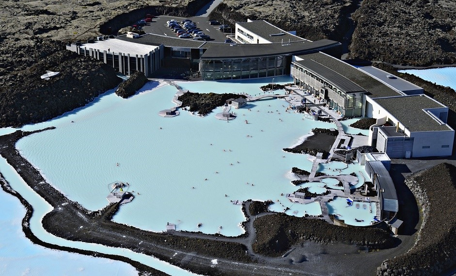 The Blue Lagoon, photo courtesy of the Blue Lagoon